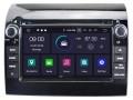 Peugeot Boxer 2011 tot 2015 passend navigatie autoradio systeem op basis van Android.
