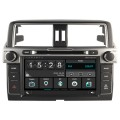 Toyota Landcruiser Prado 2014 passend navigatie autoradio systeem op basis van Windows